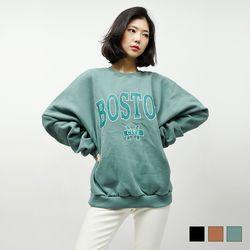 2405 양기모 보스턴 맨투맨 티셔츠 (3colors)