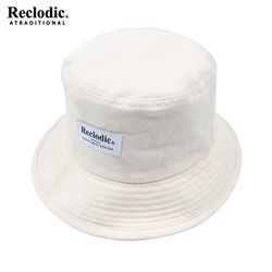 로고 버킷햇 화이트 Logo Burkit Hat White