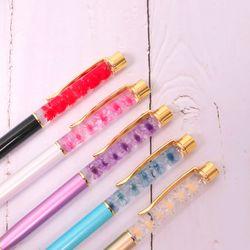하바리움 볼펜 두개 만들기 패키지 DIY