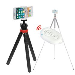 KM-837 스마트폰 삼각대+VCM-561W 홀더+S3 리모컨 SET
