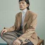standard two button single jacket (3 color) - UNISEX