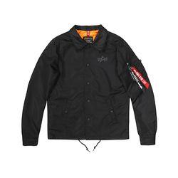 알파인더스트리 라이트 자켓 BLACK