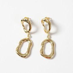 Chandelier Basic Drop Earrings (gold)
