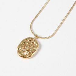 Bubble Necklace (gold)