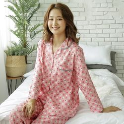피치캣 순면 여성잠옷