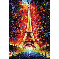 에펠탑 페인팅 1000조각 목재퍼즐 직소퍼즐 WPK1000-25