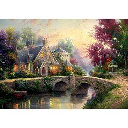 평화로운 안식처 1000조각 목재퍼즐 직소퍼즐 WPK1000-27