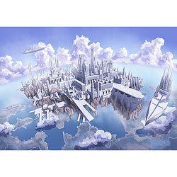 하늘 도시 1000조각 목재퍼즐 직소퍼즐 WPK1000-32