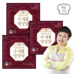 빅마마이혜정 정성가득 영양밥 120g