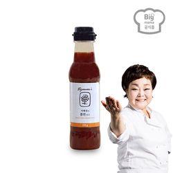 빅마마이혜정 비법 쫄면소스양념 330G