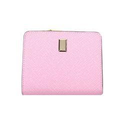 파워수납 파스텔 미니 반지갑 핑크(AG2H9206DKPP)