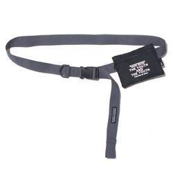 ASSEMBLY BELT POUCH-GREY