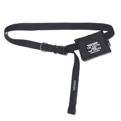 ASSEMBLY BELT POUCH-BLACK