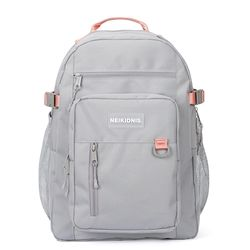 [에코백 증정] TRAVEL PLUS BACKPACK - GRAY PINK