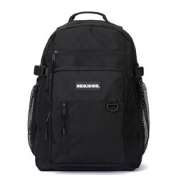 [에코백 증정] TRAVEL PLUS BACKPACK - BLACK
