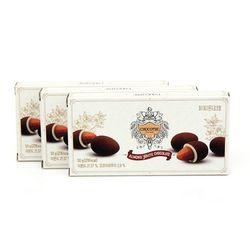 초코텍 초콜릿 [화이트아몬드초코볼50g-3EA]