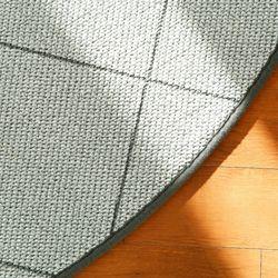바이빔 미츠 셔닐 원형 러그 원200