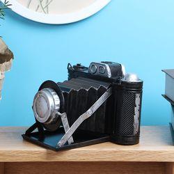 [아트피플-A287]철제 모형 클래식 카메라