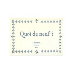라이프 Quoi de neuf 편지지 A5 L1022
