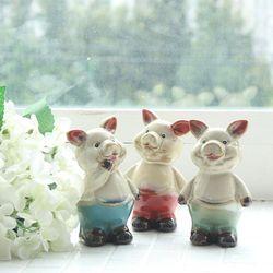 돼지 삼형제 3P