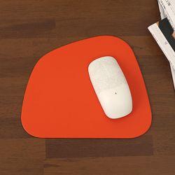 마우스패드 바위 플랫 2 Color (송아지가죽) [O2640]