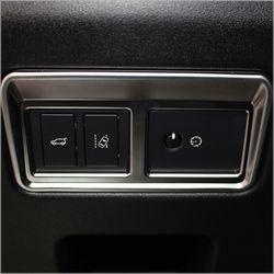 랜드로버 디스커버리5 트렁크 오픈버튼 몰딩