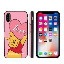 [T]디즈니 푸 러블리 도어범퍼.아이폰6플러스