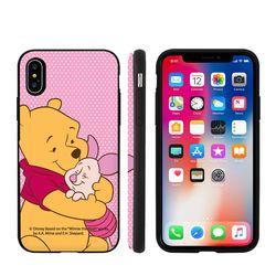 [T]디즈니 허그 푸 도어범퍼.아이폰6플러스