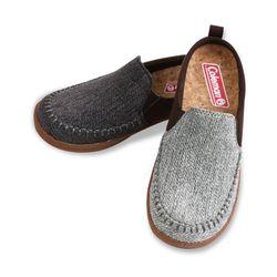 콜맨 레스트 편한 캠핑슈즈 신발 용품 슬리퍼