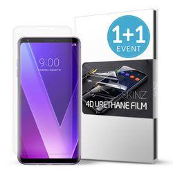 스킨즈 LG V30플러스 우레탄 풀커버 액정 필름 (2장)