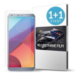스킨즈 LG G6 우레탄 풀커버 액정보호 필름 (2장)