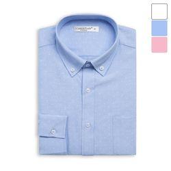 번개 도트 패턴 셔츠 SHT385