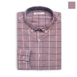 4선 체크 선셋 셔츠 SHT378