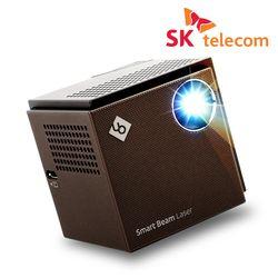 SK 스마트빔레이저 미니빔프로젝터 HD화질 레이저1등급