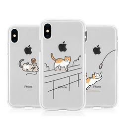[Try]냥이의하루 젤리 케이스.아이폰6(s)플러스