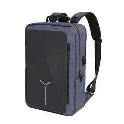 [~3/4까지] 비지니스 스마트 백팩 RFID차단 USB충전 Editor Bag