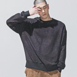 hug+ wear 대나무섬유 스��셔츠(블랙)
