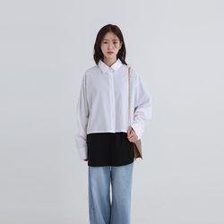 basic crop shirt (3colors)