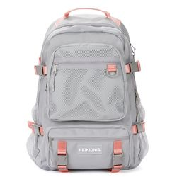 [에코백증정] PREMIER BACKPACK - GRAY PINK