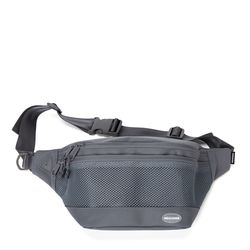 WIDE VISION HIP SACK - CHARCOAL
