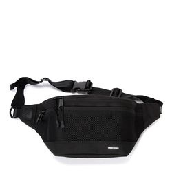 WIDE VISION HIP SACK - BLACK