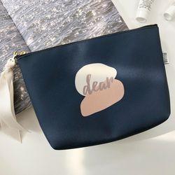 방수 Dear pouch (DEAR-NAVY) - M size