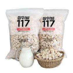 쌀이별 곤약볶음 117 곤약씨리얼
