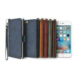 아이폰 6S플러스 6플러스용 캐시 지갑 다이어리 케이스