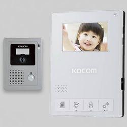 코콤 비디오폰 4.3인치 KCV-434 화이트