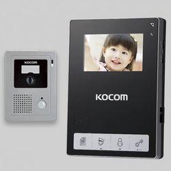 코콤 비디오폰 4.3인치 KCV-434 블랙