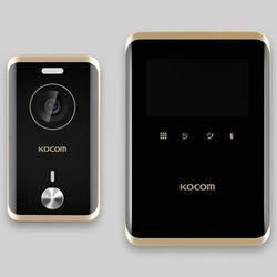 코콤비디오폰 칼라LED 4.3인치 KCVR431E 블랙