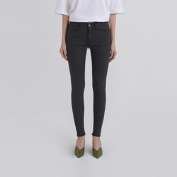 day semi high cotton skinny pants (4colors)