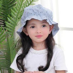 미니 도트 유아 벙거지모자(1-6세) 501768