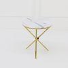 큐피드 이태리 천연 대리석 소파 사이드 테이블